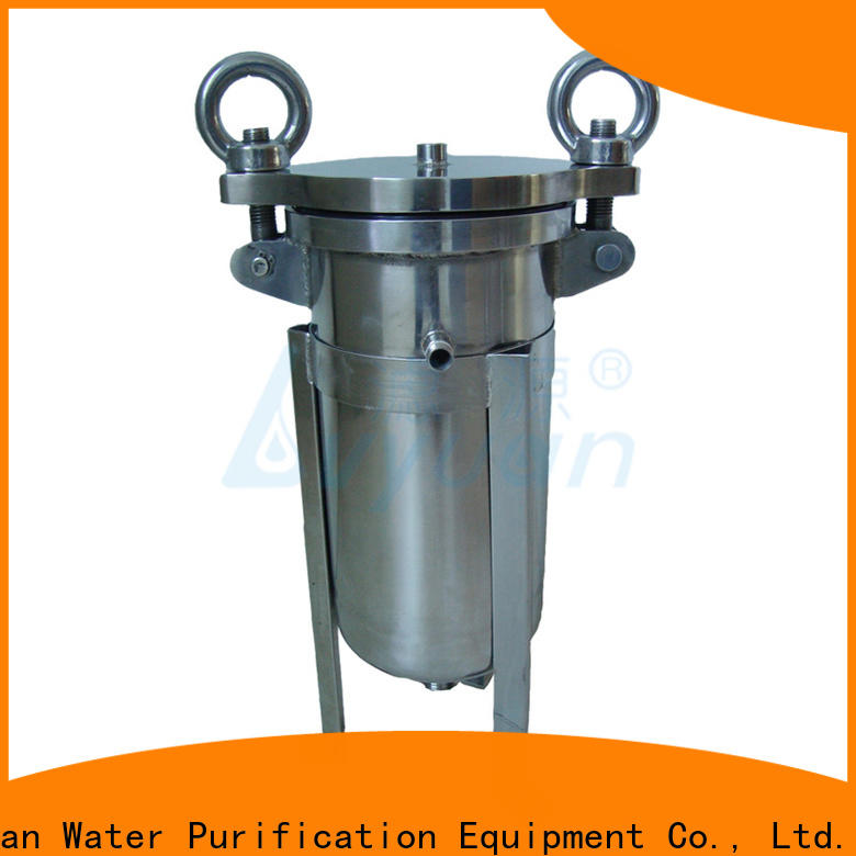 best stainless filter housing with core for sea water treatment