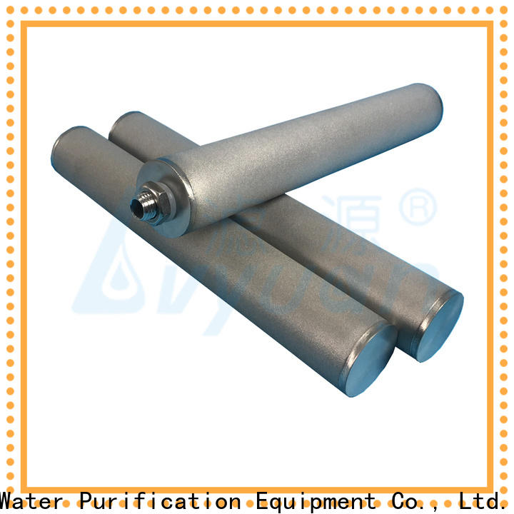 Lvyuan sintered metal filters suppliers manufacturer for industry