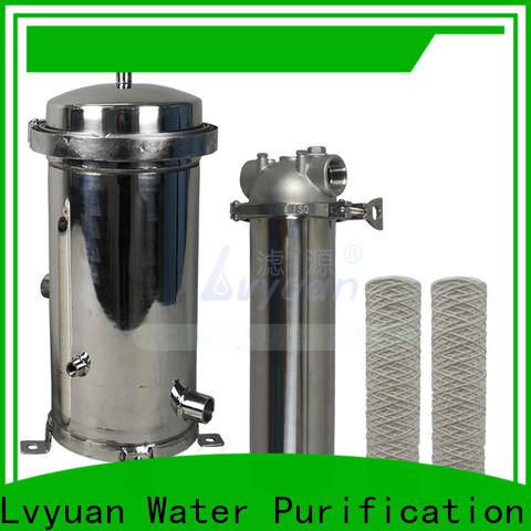 Lvyuan filter water cartridge replacement for industry