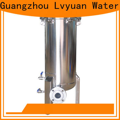 Lvyuan stainless filter housing rod for industry