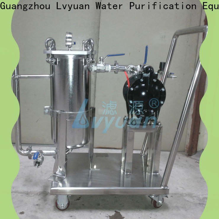 stainless steel water filter cartridge manufacturer for sale