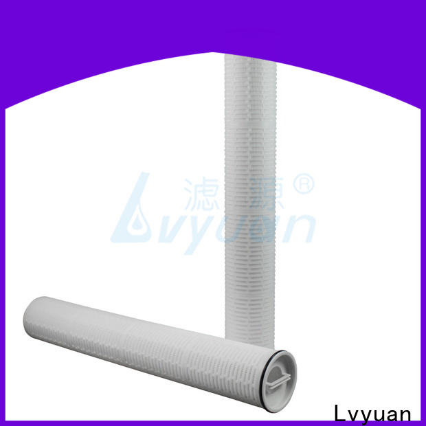 efficient high flow water filter replacement for sale