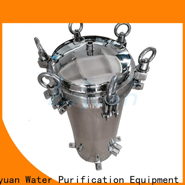 porous stainless steel filter housing housing for food and beverage
