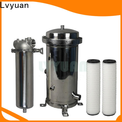 Lvyuan professional filter cartridge replacement for sea water desalination
