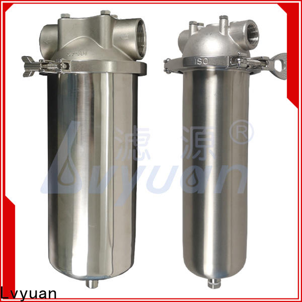 Lvyuan professional filter water cartridge supplier for industry