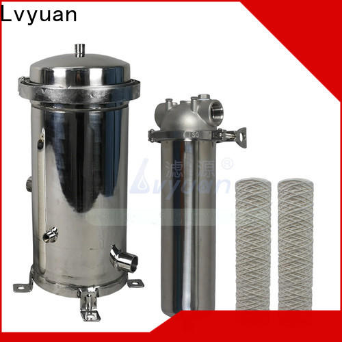 stainless steel filter water cartridge manufacturer for sale