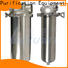 best ss bag filter housing housing for sea water treatment