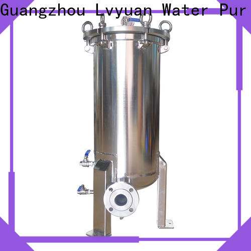 high end ss filter housing manufacturer for industry