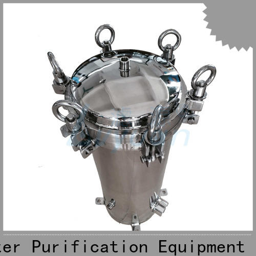 best ss filter housing manufacturers with core for sea water treatment