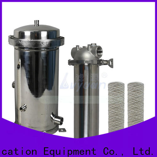 stainless steel filter water cartridge manufacturer for industry