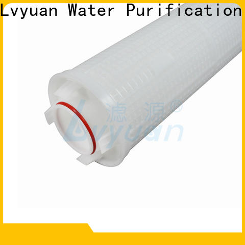 Lvyuan professional high flow filters park for sale