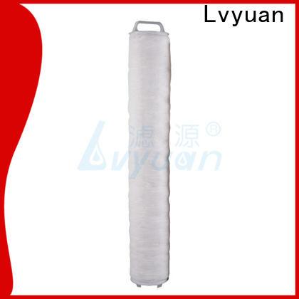 Lvyuan high flow filter cartridge park for sale