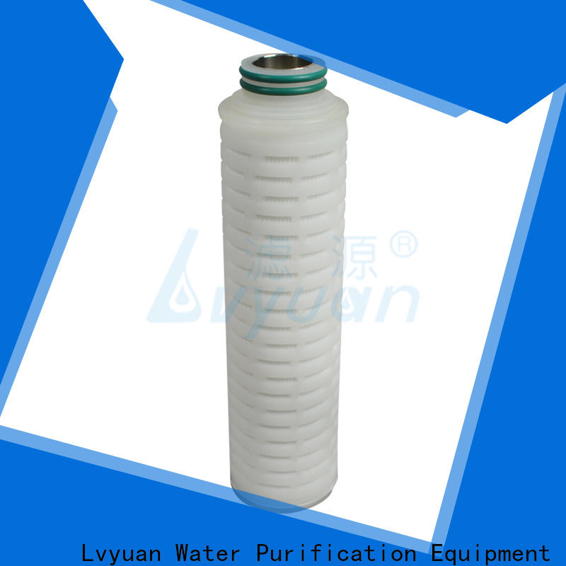 Lvyuan water filter cartridge replacement for sale