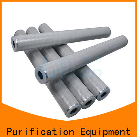 porous sintered carbon water filter manufacturer for industry
