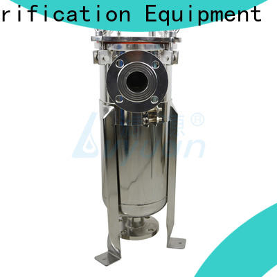 Lvyuan porous stainless water filter housing housing for oil fuel