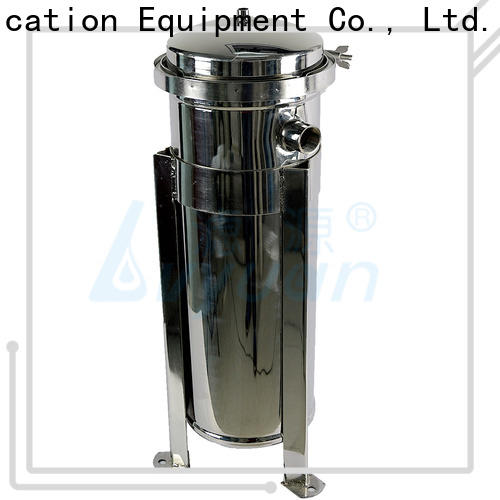 titanium ss cartridge filter housing manufacturer for food and beverage