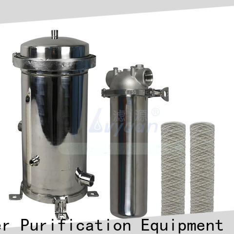 Lvyuan water filter cartridge supplier for sea water desalination