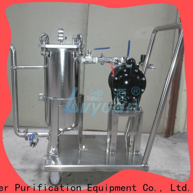 Lvyuan water filter cartridge replacement for sea water desalination