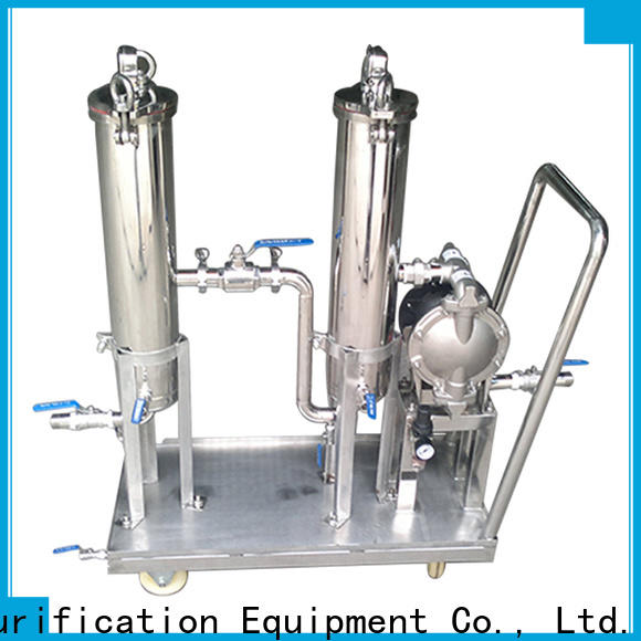 porous stainless filter housing manufacturer for sea water desalination