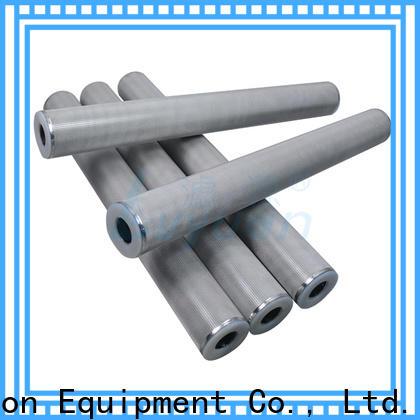 Lvyuan sintered plastic filter supplier for industry