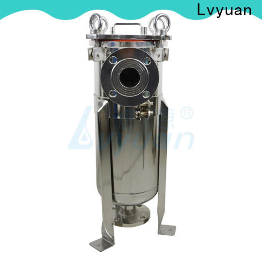 Lvyuan professional stainless steel filter housing manufacturers rod for industry