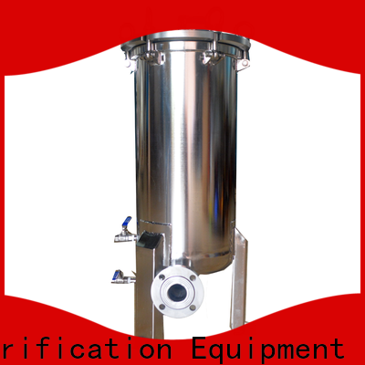 titanium stainless filter housing rod for food and beverage