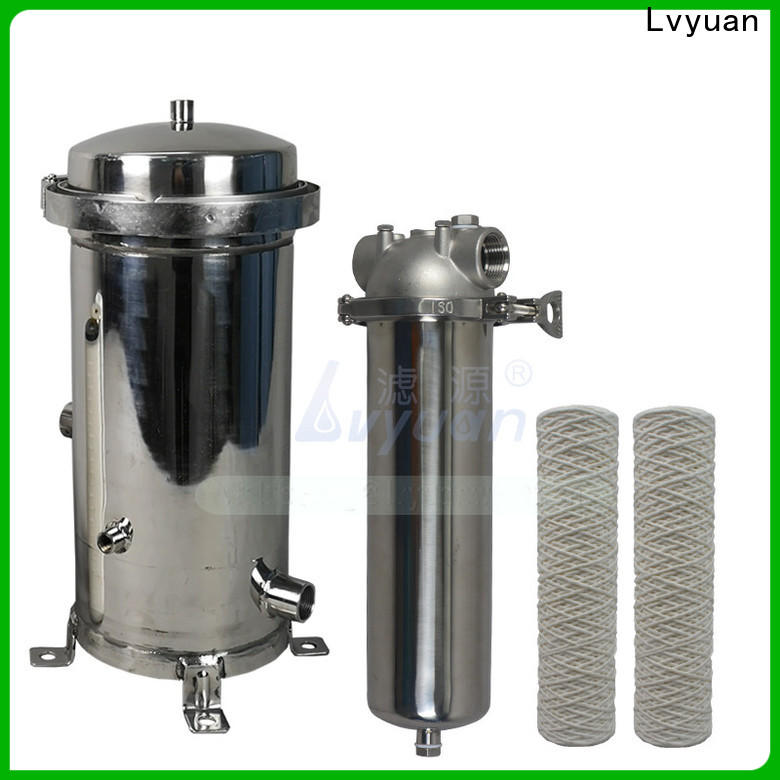 Lvyuan safe filter cartridge replacement for industry