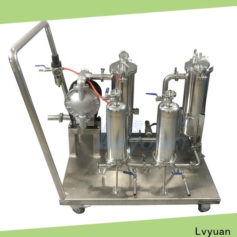 high end ss filter housing manufacturers manufacturer for industry