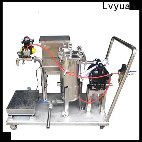 Lvyuan best ss filter housing manufacturer for sea water desalination