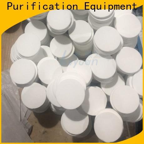 Lvyuan activated carbon sintered metal filter manufacturer for food and beverage