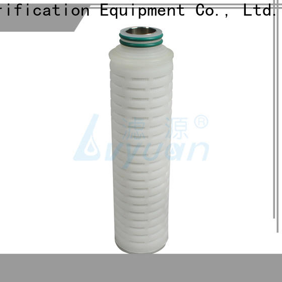 professional filter water cartridge manufacturer for industry