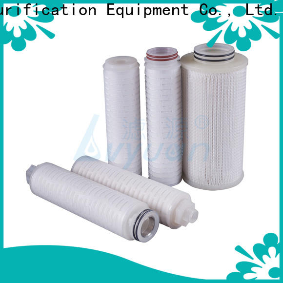 Lvyuan pleated filter manufacturers replacement for diagnostics