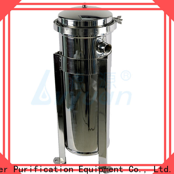 Lvyuan porous stainless filter housing rod for industry