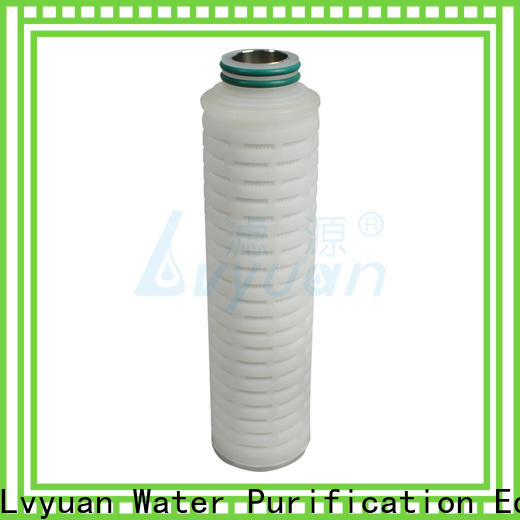 Lvyuan membrane pleated filter element replacement for industry