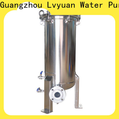 professional stainless filter housing housing for sea water desalination