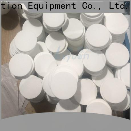 Lvyuan sintered stainless steel filter rod for sea water desalination