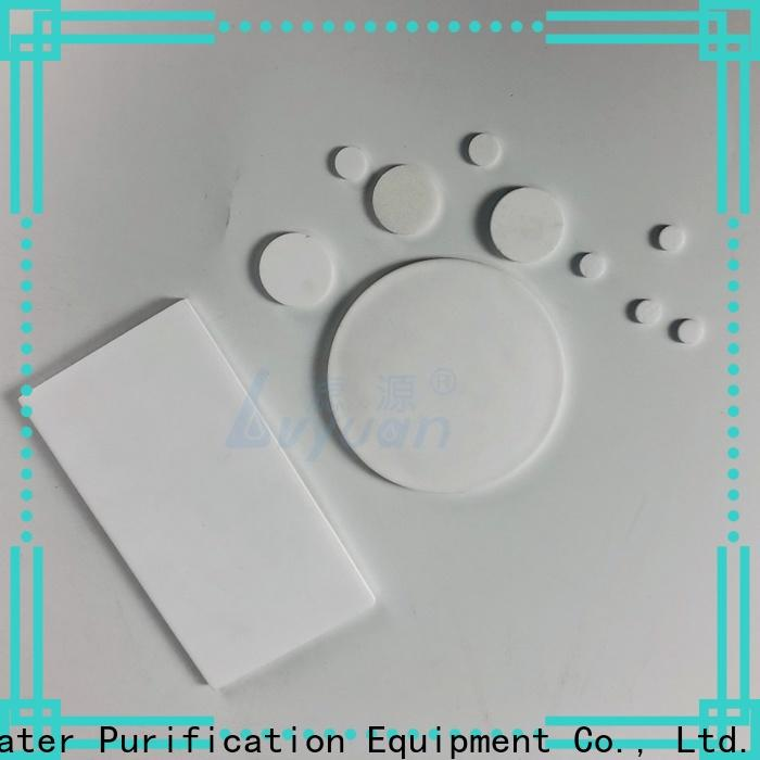 Lvyuan activated carbon sintered powder metal filter manufacturer for sea water desalination