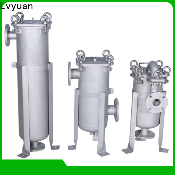 Lvyuan ss filter housing manufacturers manufacturer for food and beverage