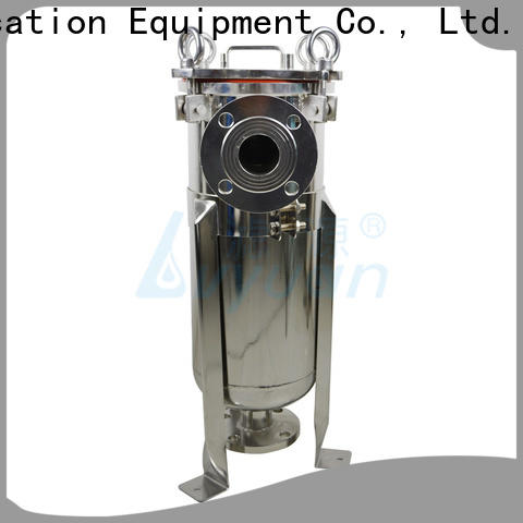 Lvyuan efficient ss filter housing manufacturers with core for sea water desalination