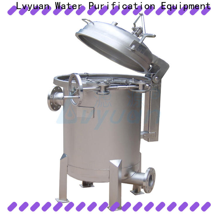 best stainless filter housing with core for industry