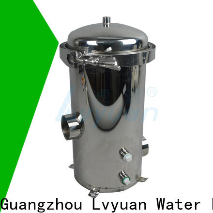 Lvyuan ss filter housing manufacturers with core for industry