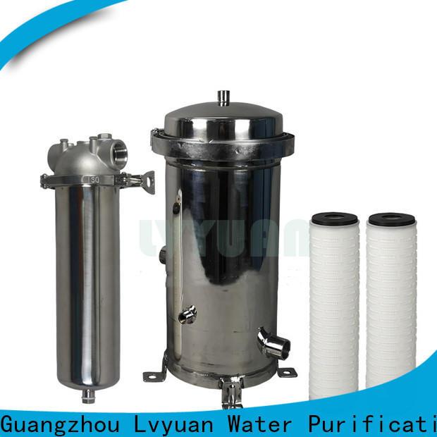 safe filter cartridge manufacturer for sea water desalination