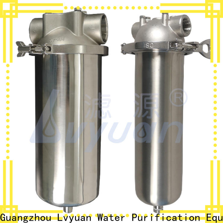 Lvyuan water filter cartridge manufacturer for industry