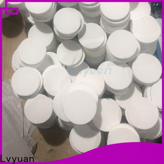 professional sintered powder ss filter rod for food and beverage