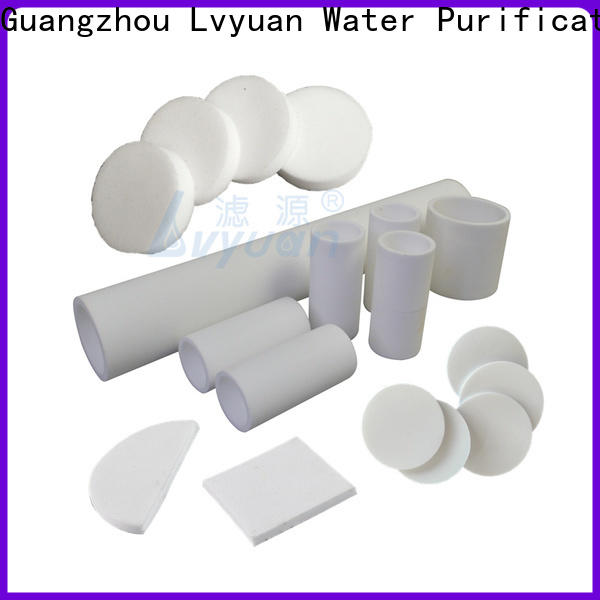 activated carbon sintered carbon water filter manufacturer for food and beverage