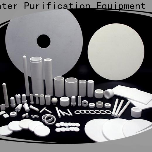 pe sintered filter cartridge supplier for sea water desalination