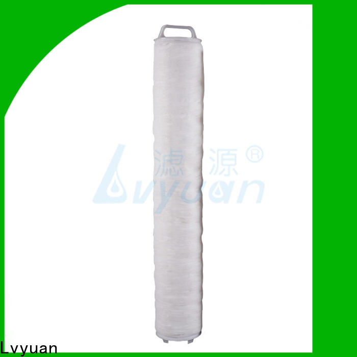safe high flow water filter replacement cartridge replacement for industry