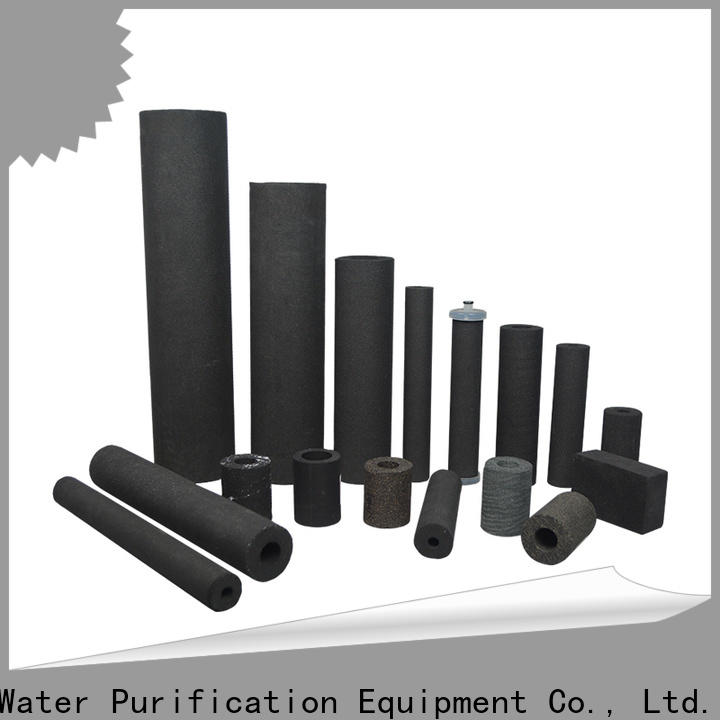 block sintered powder ss filter manufacturer for sea water desalination