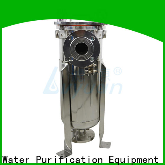 high end stainless filter housing manufacturer for sea water desalination