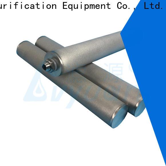 Lvyuan titanium sintered filter suppliers supplier for industry